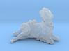Anthropomorphic female heavy armor centaur 1(HSD m 3d printed