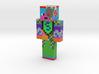 michaelsurfs | Minecraft toy 3d printed