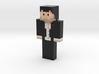 Lucifer | Minecraft toy 3d printed