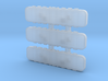 1/160 Light Bars for the generic chassis 3d printed