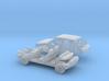 Peugeot 205 5-door (British N 1:148) 3d printed