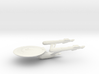 Uss Enterprise (Discovery) 3d printed