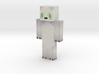ChaoticGraphics   Minecraft toy 3d printed