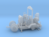 Thompson Dry Prime Diesel Jet Pump 1-64 Scale 3d printed