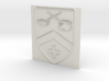 Cook Family Crest 3d printed