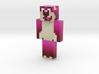 Thomasje2121   Minecraft toy 3d printed