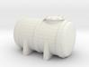 Petrol Tank 1/100 3d printed