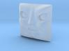 Cranky Face #1 [H0/00] 3d printed