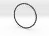 Octahedralink Necklace 3d printed
