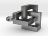 CTK Pendant silver 3d printed