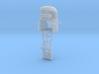 1/160 DODGE 2 DOOR Medic/Ambulance CHASSIS 3d printed