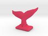 Whale Fluke Statuette 3d printed