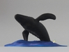 Whale Watching (Unpainted) 3d printed