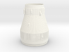 1:125 Saturn V 2nd to 3rd stage transition 3d printed