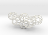 Soap Bubble Pendant II 3d printed