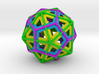 Polyhedra Mix Large 3d printed