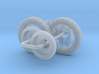 1/16 Modern 11.6 Inch Diam 4 Piston Disk Brake Set 3d printed
