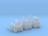 Heads for Galvatron,Scourge,Cyclonus Kreons (2/2) 3d printed