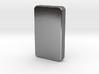 The Silver Bar II 3d printed
