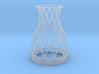 Vase Topper for Bonne Maman Jar 3d printed