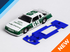 1/32 Scalextric Chevrolet Monte Carlo '86 Chassis 3d printed Chassis compatible with Scalextric NASCAR Chevrolet Monte Carlo 1986 body (not included)