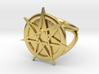 Dramatic Fairy star ring 3d printed
