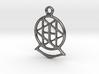 Key ring - star - small 3d printed