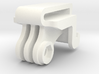 DJI OSMO GOPRO adapter (can be used for microphone 3d printed