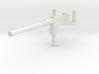 Moray Machine Gun (x1) 3d printed