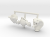 Dino-Riders Rulons (Mega-Construx) 3d printed