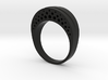 Evaporation Ring - US Ring Size 7 3d printed