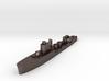 Italian Perseo torpedo boat 1:1800 WW2 3d printed