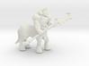 Armored Centaur DnD miniature fantasy games rpg 3d printed