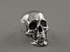 =Epic= Skull Ring - Size 12 3d printed