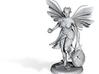 Flora Fairy WIP 3d printed