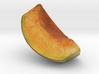 The Melon-Quarter 3d printed
