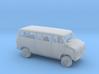 1/160 1979-83 Chevy G Van Split Side Split Rear 3d printed