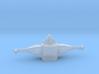 1/350 DKM Lützow Superstructure Aft RF 3d printed