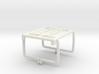 Geodimeter Radio cradle 3d printed