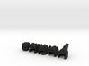 Robohelmets: Dinobuddies 3d printed