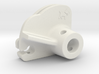 Lambretta LI/SX prog. gasroll for 30mm carb 3d printed