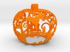 Pumpkin Tealight Holder 3d printed