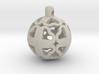 CloverBall pendant 3d printed