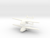 Go-242 Glider- Germany -Global War Scale (Qty. 2) 3d printed