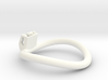 Cherry Keeper Ring - 63mm -12° 3d printed