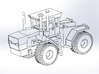 1:160/N-Scale Steiger Panther 3d printed Add a caption...