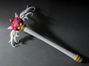 Princess Wand 3d printed