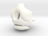 """Werewolf Nino"" BJD head in 1/4th size (MSD) 3d printed"