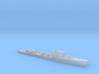 Italian Climene torpedo boat 1:3000 WW2 3d printed