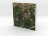 Antigua Guatemala, 1:250000 3d printed